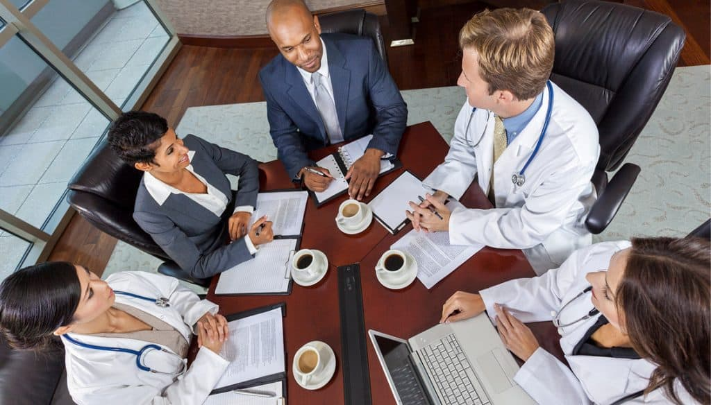 radiology business consulting
