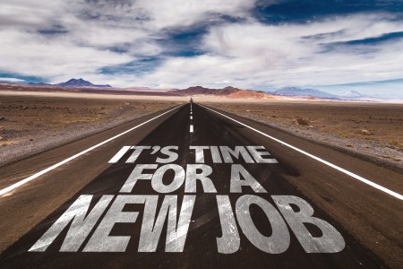 radiologist turnover new job concept